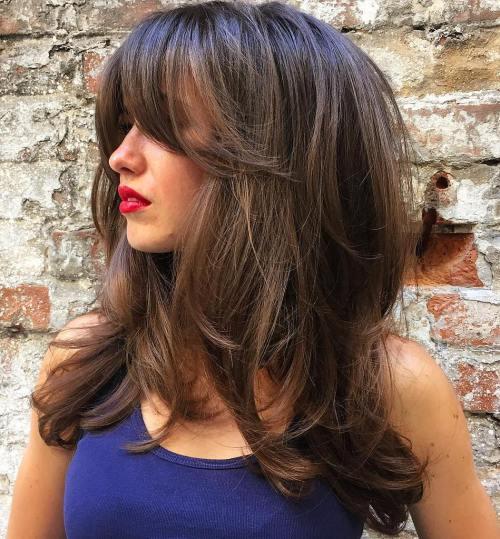 80 coiffures et coupes en couches mignonnes pour les cheveux longs 5e4157d1a8878 - 80 coiffures et coupes en couches mignonnes pour les cheveux longs