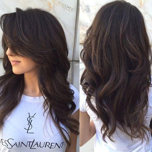 80 coiffures et coupes en couches mignonnes pour les cheveux longs 5e4157d1e6aa7 - 80 coiffures et coupes en couches mignonnes pour les cheveux longs