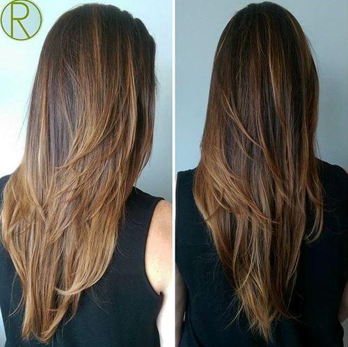 80 coiffures et coupes en couches mignonnes pour les cheveux longs 5e4157d238712 - 80 coiffures et coupes en couches mignonnes pour les cheveux longs