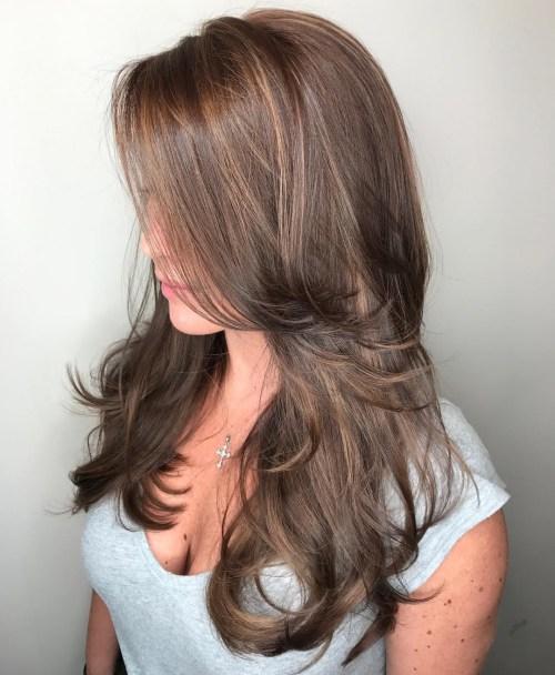 80 coiffures et coupes en couches mignonnes pour les cheveux longs 5e4157d2542a8 - 80 coiffures et coupes en couches mignonnes pour les cheveux longs