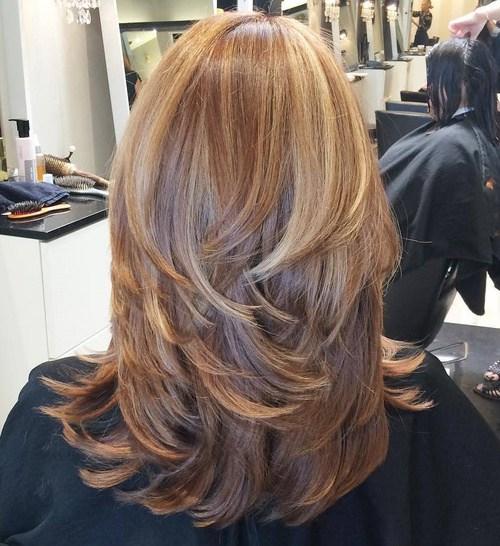 80 coiffures et coupes en couches mignonnes pour les cheveux longs 5e4157d272282 - 80 coiffures et coupes en couches mignonnes pour les cheveux longs
