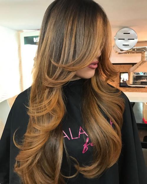 80 coiffures et coupes en couches mignonnes pour les cheveux longs 5e4157d2b3218 - 80 coiffures et coupes en couches mignonnes pour les cheveux longs