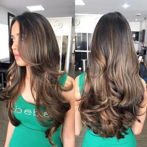 80 coiffures et coupes en couches mignonnes pour les cheveux longs 5e4157d33d6f9 - 80 coiffures et coupes en couches mignonnes pour les cheveux longs