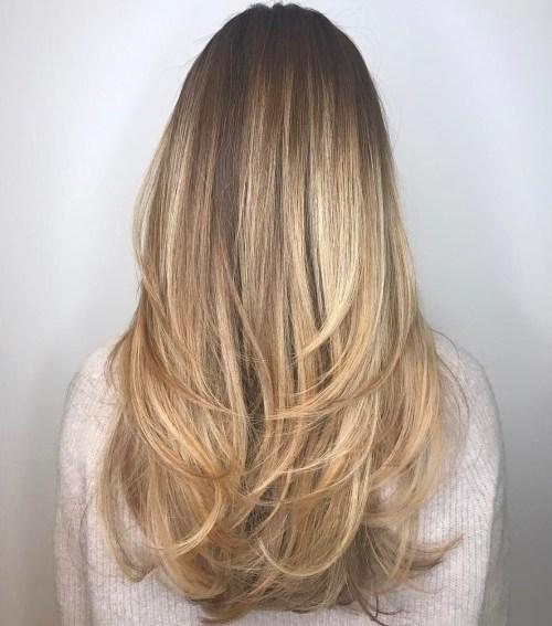 80 coiffures et coupes en couches mignonnes pour les cheveux longs 5e4157d365b96 - 80 coiffures et coupes en couches mignonnes pour les cheveux longs