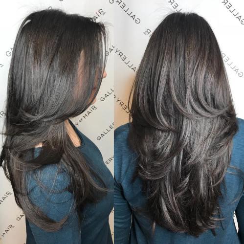 80 coiffures et coupes en couches mignonnes pour les cheveux longs 5e4157d3c383c - 80 coiffures et coupes en couches mignonnes pour les cheveux longs