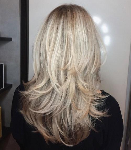 80 coiffures et coupes en couches mignonnes pour les cheveux longs 5e4157d3e2241 - 80 coiffures et coupes en couches mignonnes pour les cheveux longs