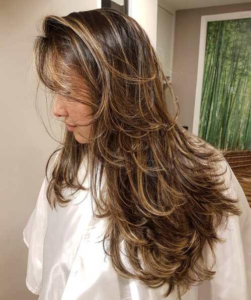 80 coiffures et coupes en couches mignonnes pour les cheveux longs 5e4157d462de8 - 80 coiffures et coupes en couches mignonnes pour les cheveux longs