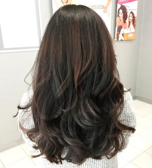 80 coiffures et coupes en couches mignonnes pour les cheveux longs 5e4157d484593 - 80 coiffures et coupes en couches mignonnes pour les cheveux longs