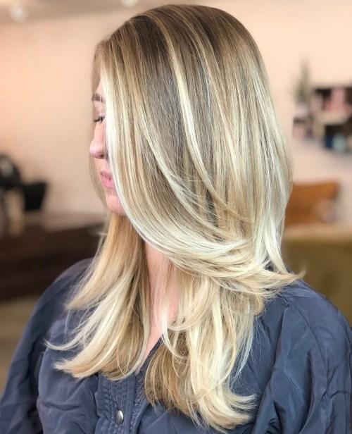 80 coiffures et coupes en couches mignonnes pour les cheveux longs 5e4157d4a5375 - 80 coiffures et coupes en couches mignonnes pour les cheveux longs