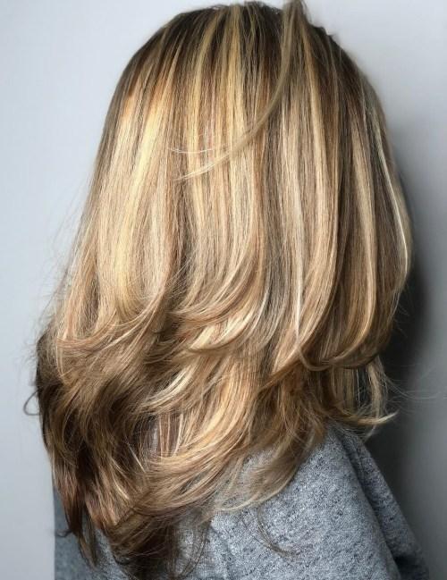 80 coiffures et coupes en couches mignonnes pour les cheveux longs 5e4157d4c25e5 - 80 coiffures et coupes en couches mignonnes pour les cheveux longs