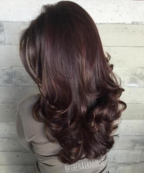 80 coiffures et coupes en couches mignonnes pour les cheveux longs 5e4157d50afa5 - 80 coiffures et coupes en couches mignonnes pour les cheveux longs