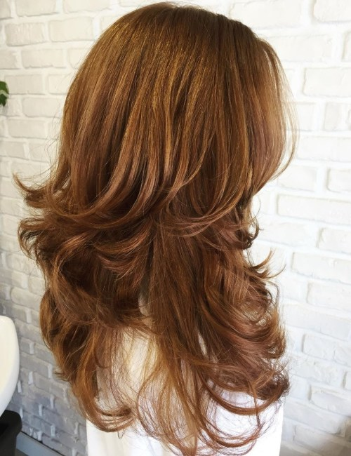 80 coiffures et coupes en couches mignonnes pour les cheveux longs 5e4157d548da1 - 80 coiffures et coupes en couches mignonnes pour les cheveux longs