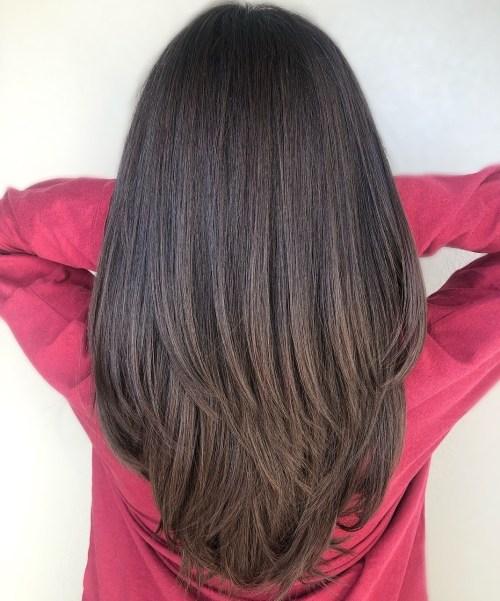 80 coiffures et coupes en couches mignonnes pour les cheveux longs 5e4157d5d9d19 - 80 coiffures et coupes en couches mignonnes pour les cheveux longs