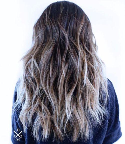 80 coiffures et coupes en couches mignonnes pour les cheveux longs 5e4157d602620 - 80 coiffures et coupes en couches mignonnes pour les cheveux longs