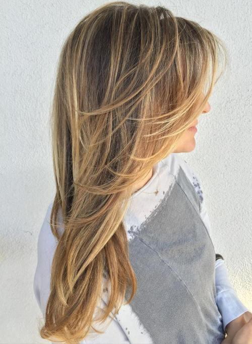 80 coiffures et coupes en couches mignonnes pour les cheveux longs 5e4157d61dcf5 - 80 coiffures et coupes en couches mignonnes pour les cheveux longs