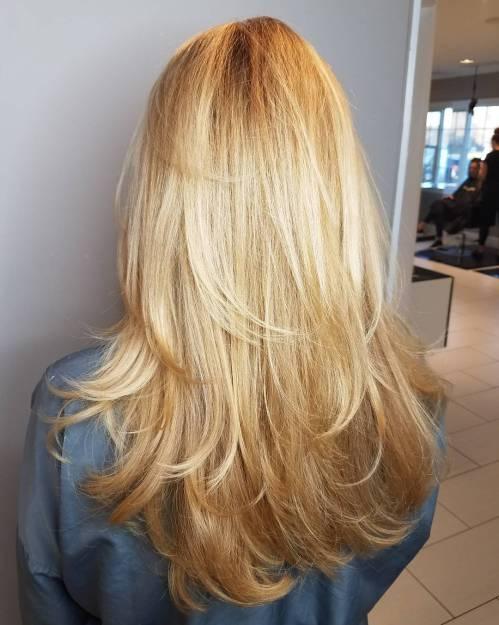 80 coiffures et coupes en couches mignonnes pour les cheveux longs 5e4157d655a01 - 80 coiffures et coupes en couches mignonnes pour les cheveux longs