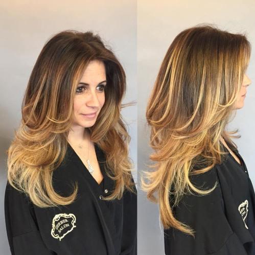 80 coiffures et coupes en couches mignonnes pour les cheveux longs 5e4157d6b140d - 80 coiffures et coupes en couches mignonnes pour les cheveux longs