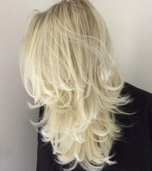 80 coiffures et coupes en couches mignonnes pour les cheveux longs 5e4157d6ce2e8 - 80 coiffures et coupes en couches mignonnes pour les cheveux longs