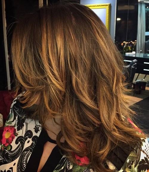 80 coiffures et coupes en couches mignonnes pour les cheveux longs 5e4157d754cde - 80 coiffures et coupes en couches mignonnes pour les cheveux longs