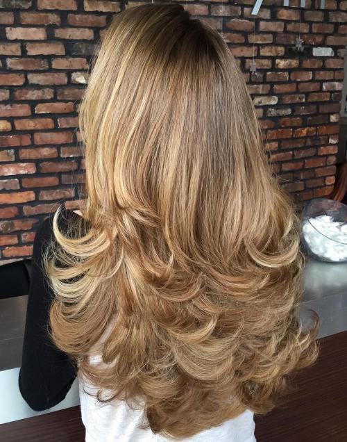 80 coiffures et coupes en couches mignonnes pour les cheveux longs 5e4157d7c86f9 - 80 coiffures et coupes en couches mignonnes pour les cheveux longs