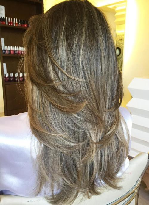 80 coiffures et coupes en couches mignonnes pour les cheveux longs 5e4157d7e6d11 - 80 coiffures et coupes en couches mignonnes pour les cheveux longs