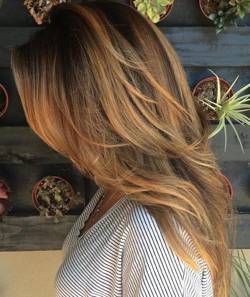 80 coiffures et coupes en couches mignonnes pour les cheveux longs 5e4157d8ac8d7 - 80 coiffures et coupes en couches mignonnes pour les cheveux longs