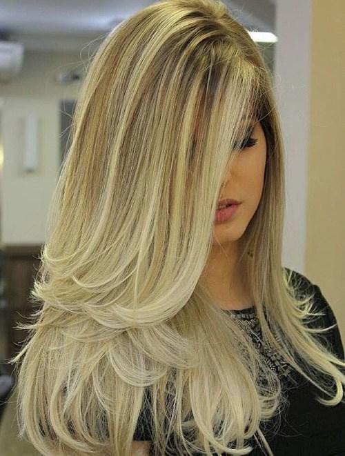 80 coiffures et coupes en couches mignonnes pour les cheveux longs 5e4157d918395 - 80 coiffures et coupes en couches mignonnes pour les cheveux longs
