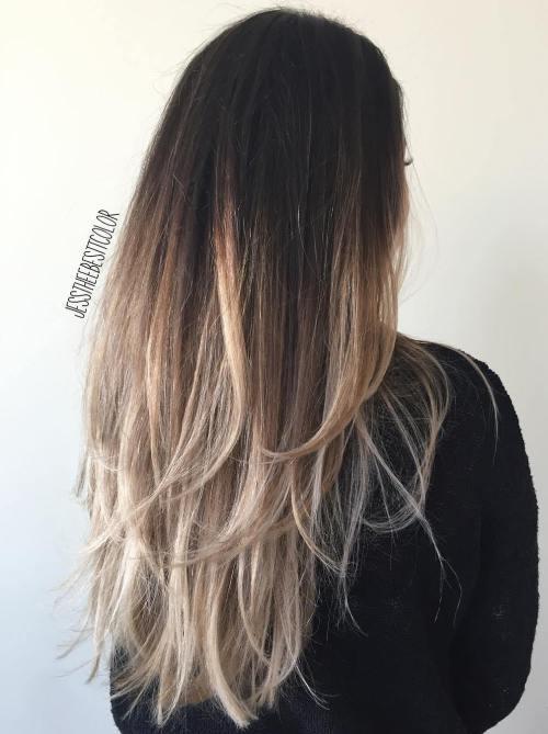 80 coiffures et coupes en couches mignonnes pour les cheveux longs 5e4157d970764 - 80 coiffures et coupes en couches mignonnes pour les cheveux longs