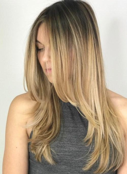 80 coiffures et coupes en couches mignonnes pour les cheveux longs 5e4157d98d7da - 80 coiffures et coupes en couches mignonnes pour les cheveux longs