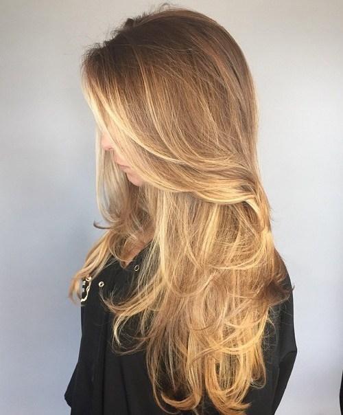 80 coiffures et coupes en couches mignonnes pour les cheveux longs 5e4157da148fd - 80 coiffures et coupes en couches mignonnes pour les cheveux longs