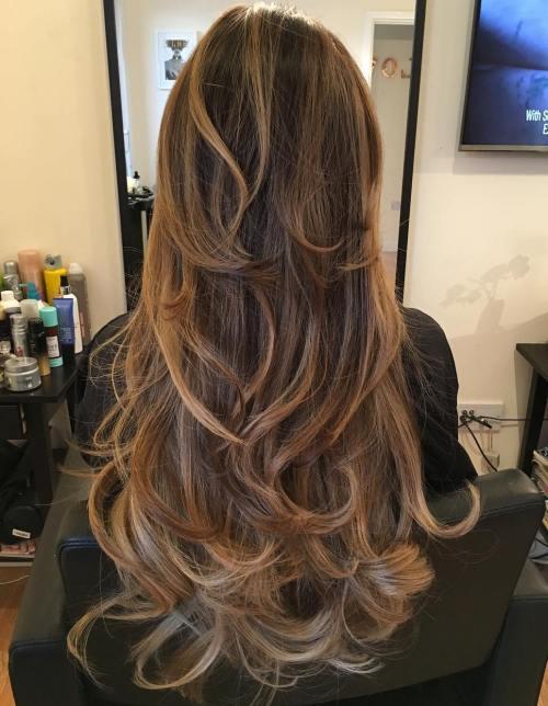 80 coiffures et coupes en couches mignonnes pour les cheveux longs 5e4157da529ef - 80 coiffures et coupes en couches mignonnes pour les cheveux longs