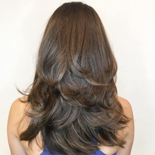 80 coiffures et coupes en couches mignonnes pour les cheveux longs 5e4157da7264d - 80 coiffures et coupes en couches mignonnes pour les cheveux longs