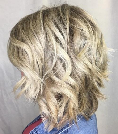 80 coupes de cheveux sensationnelles de longueur moyenne pour les cheveux epais 5e414ab50e1d5 - 80 coupes de cheveux sensationnelles de longueur moyenne pour les cheveux épais