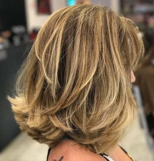 80 coupes de cheveux sensationnelles de longueur moyenne pour les cheveux epais 5e414ab5818dd - 80 coupes de cheveux sensationnelles de longueur moyenne pour les cheveux épais