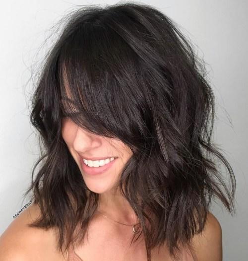 80 coupes de cheveux sensationnelles de longueur moyenne pour les cheveux epais 5e414ab5f1b6d - 80 coupes de cheveux sensationnelles de longueur moyenne pour les cheveux épais