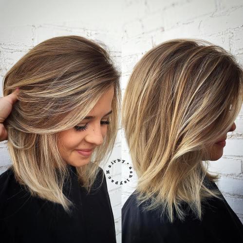 80 coupes de cheveux sensationnelles de longueur moyenne pour les cheveux epais 5e414ab657638 - 80 coupes de cheveux sensationnelles de longueur moyenne pour les cheveux épais