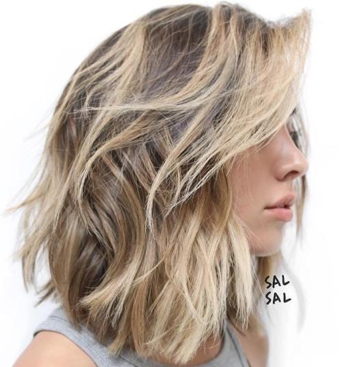 80 coupes de cheveux sensationnelles de longueur moyenne pour les cheveux epais 5e414ab68f209 - 80 coupes de cheveux sensationnelles de longueur moyenne pour les cheveux épais
