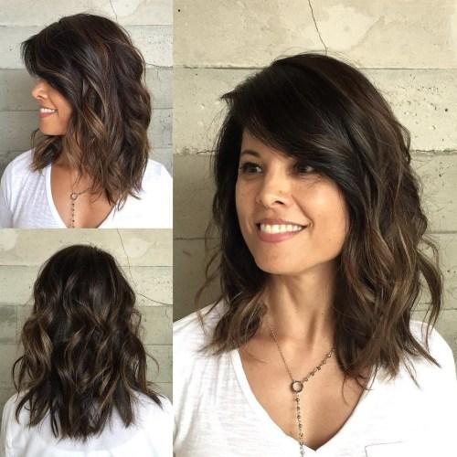 80 coupes de cheveux sensationnelles de longueur moyenne pour les cheveux epais 5e414ab6c38b7 - 80 coupes de cheveux sensationnelles de longueur moyenne pour les cheveux épais