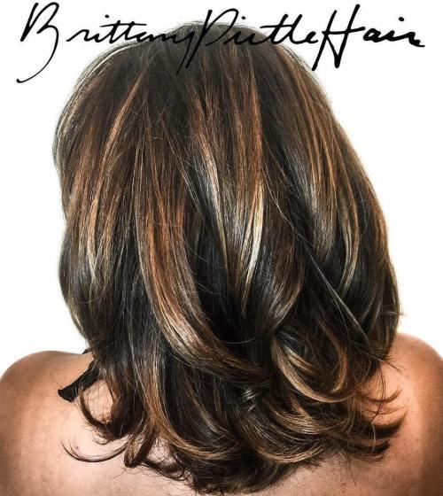 80 coupes de cheveux sensationnelles de longueur moyenne pour les cheveux epais 5e414ab725749 - 80 coupes de cheveux sensationnelles de longueur moyenne pour les cheveux épais