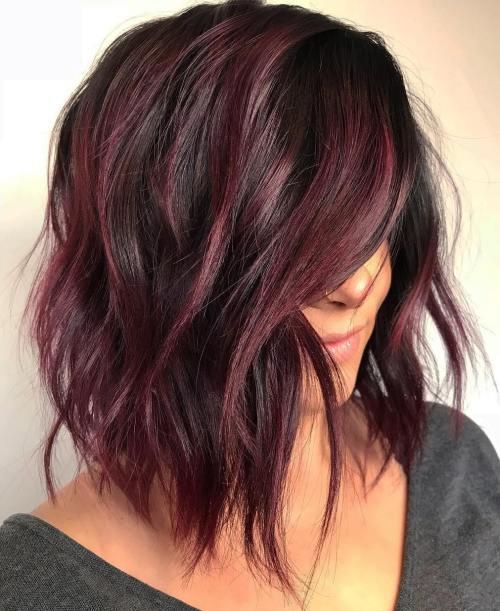 80 coupes de cheveux sensationnelles de longueur moyenne pour les cheveux epais 5e414ab80fa0e - 80 coupes de cheveux sensationnelles de longueur moyenne pour les cheveux épais