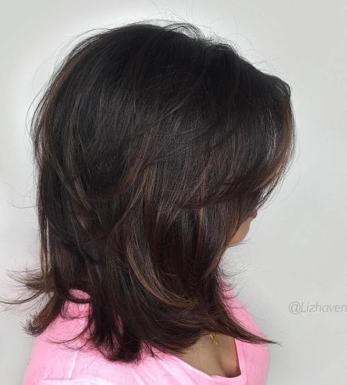 80 coupes de cheveux sensationnelles de longueur moyenne pour les cheveux epais 5e414ab87ff9d - 80 coupes de cheveux sensationnelles de longueur moyenne pour les cheveux épais