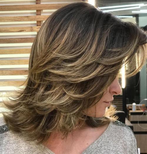 80 coupes de cheveux sensationnelles de longueur moyenne pour les cheveux epais 5e414ab89a890 - 80 coupes de cheveux sensationnelles de longueur moyenne pour les cheveux épais