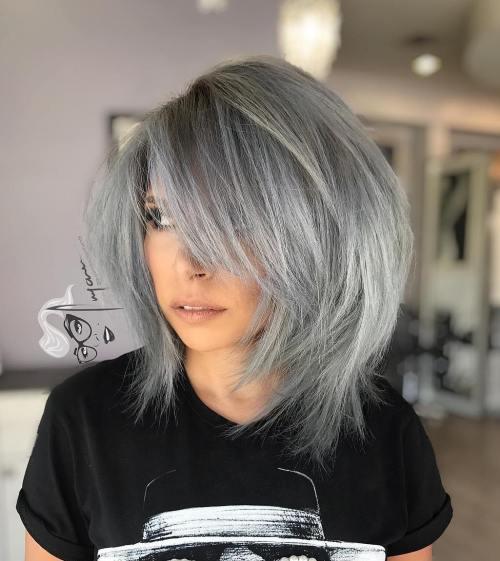 80 coupes de cheveux sensationnelles de longueur moyenne pour les cheveux epais 5e414ab93258b - 80 coupes de cheveux sensationnelles de longueur moyenne pour les cheveux épais