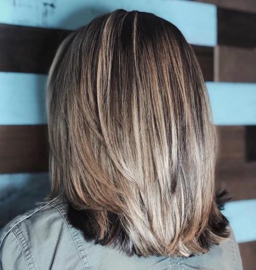 80 coupes de cheveux sensationnelles de longueur moyenne pour les cheveux epais 5e414ab989409 - 80 coupes de cheveux sensationnelles de longueur moyenne pour les cheveux épais