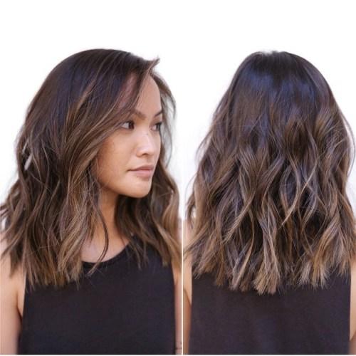 80 coupes de cheveux sensationnelles de longueur moyenne pour les cheveux epais 5e414ab9c3ba4 - 80 coupes de cheveux sensationnelles de longueur moyenne pour les cheveux épais