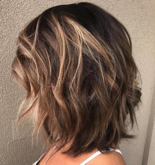 80 coupes de cheveux sensationnelles de longueur moyenne pour les cheveux epais 5e414ab9df174 - 80 coupes de cheveux sensationnelles de longueur moyenne pour les cheveux épais