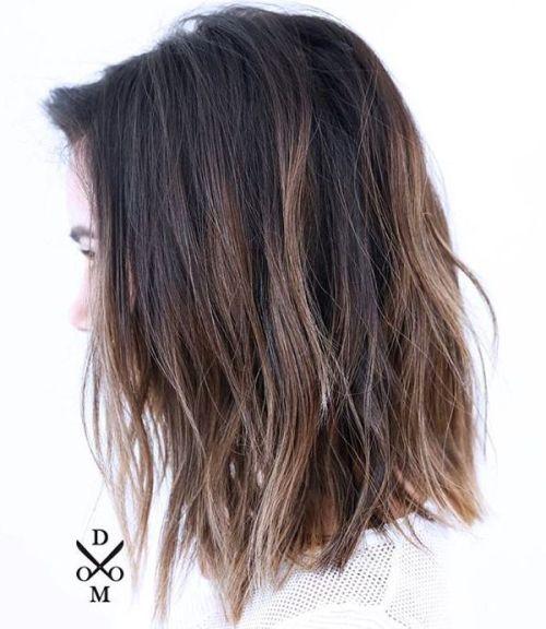 80 coupes de cheveux sensationnelles de longueur moyenne pour les cheveux epais 5e414aba080cc - 80 coupes de cheveux sensationnelles de longueur moyenne pour les cheveux épais