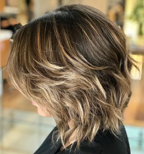 80 coupes de cheveux sensationnelles de longueur moyenne pour les cheveux epais 5e414abab5bd0 - 80 coupes de cheveux sensationnelles de longueur moyenne pour les cheveux épais