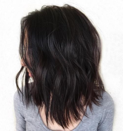 80 coupes de cheveux sensationnelles de longueur moyenne pour les cheveux epais 5e414abb5118a - 80 coupes de cheveux sensationnelles de longueur moyenne pour les cheveux épais