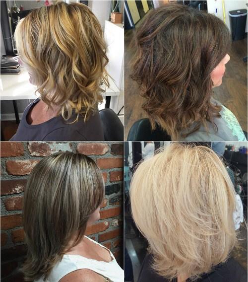 80 coupes de cheveux sensationnelles de longueur moyenne pour les cheveux epais 5e414abbc7207 - 80 coupes de cheveux sensationnelles de longueur moyenne pour les cheveux épais
